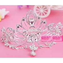 wholesalecolorful rhinestone pageant crown fashion crown
