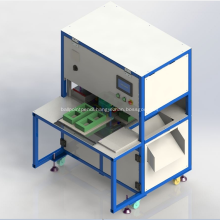 Plastic box packing machine