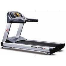 Fitness equipamentos ginásio comercial esteira com TV