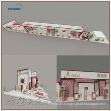 China design & customize portablecustomed exhibition booth /display stand/fair booth