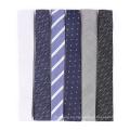 Corbata tejida de seda flaca Anchor Square Corbata