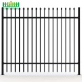 PVC Coated Metal Picket Fence/Ornamental Fence