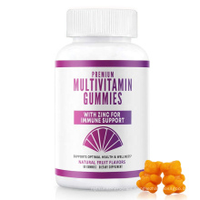 Adult Multivitamin Gummies for Men and Women with Vitamin A, C, D, E
