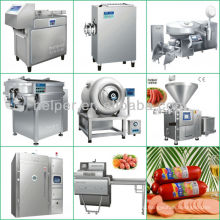 High capacity automatic sausage production line