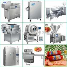 Linha de produção de salsicha automática de alta capacidade