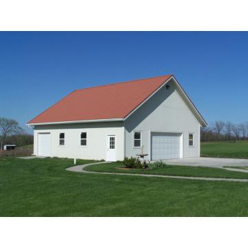 Casa de metal residencial prefabricada (KXD-SSB1410)