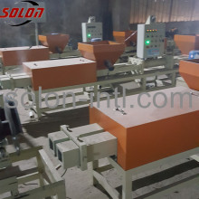 CE EURO wood shavings pallet block making machine