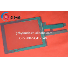 Custom 5 Inch Resistive Matrix Touch Screen Panel With ITO Glass