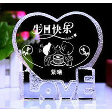 Crystal Glass Photoframe (JD-XK-072)