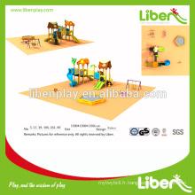 Équipement d'aire de jeux pour enfants usé Big Slides à vendre