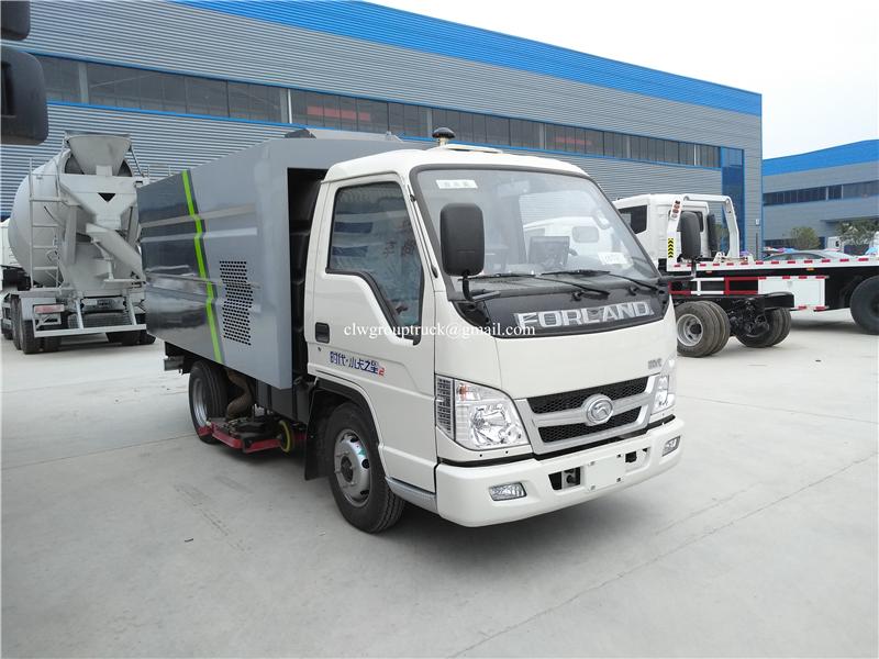 Clean Truck 4