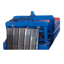 Roofing Sheet Steel Profile Roll Forming Machine