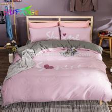 Чистый бамбук постельных принадлежностей органический бамбук постельное белье