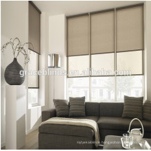 220V somfy Tubular motor sunscreen fabric motorized roller blinds