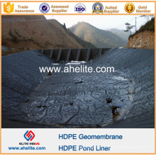 LDPE LLDPE EVA PVC PEHD Dam Liner