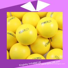 Bola relajada antiestrés con la impresión del logotipo para la promoción (BH-009)