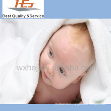 100% cotton terry baby towel