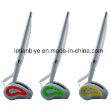 Advertising Table Pen, Plastic Desk Pen for Promotion (LT-C754)