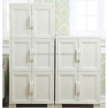 LESP-Outdoor Resin Horizontal furniture Storage Shed