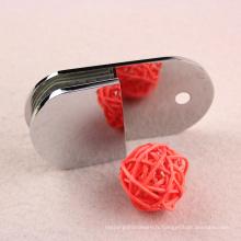 Pince de fixation en verre durable pour le verre trempé de la salle de douche