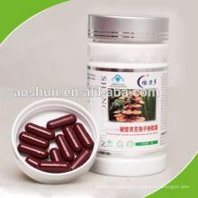 100% Pure and Chinese Herbal Medicine Ganoderma Lucidum Spores Capsules