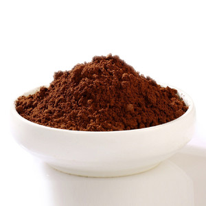 Food ingredients cocoa powder for bakery