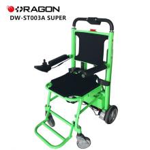 Novo tipo leve cadeira de rodas poder escalada elétrica