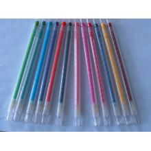 12color Nontoxic Factory Twist-up Crayon