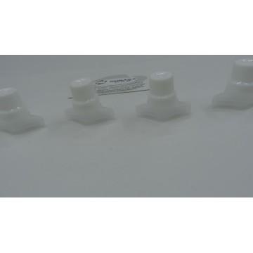 Bico de 9,6 mm com tampa para bolsas de água potável