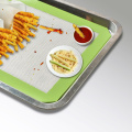 FDA Set dari tiga Cookie Baking Silicone Pan Mats