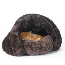 Lit simple de chat de style simple et doux de haute qualité
