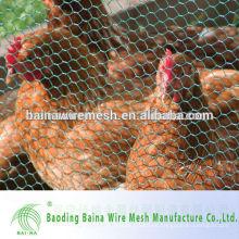 Hexagonal Chicken Coop malla de alambre (hecho en China)