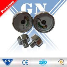 Cx-Mini-Pg mini calibrador de presión de neumáticos con llavero (CX-MINI-PG)