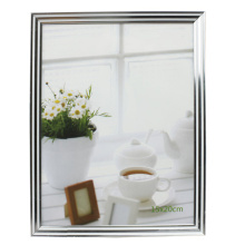 Silver 15x20cm Plastic Photo Frame