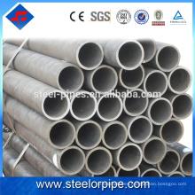 Tubo de acero sin costura galvanizado astm de alto rendimiento