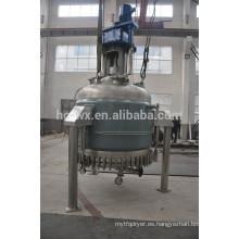 LFGG-Cilindro-cono máquina multifuncional de reacción, filtración y secado