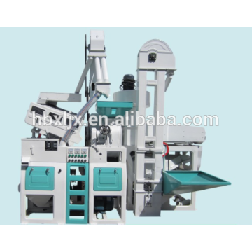 Die kommerzielle Art landwirtschaftliche Ausrüstung 1400 kg / h Reismühle Maschine