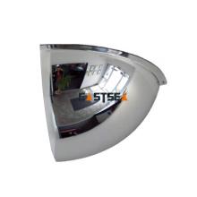 Exklusiver Duramir Unbreakable Multi Angle Quarter Dome Convex Sicherheitsspiegel