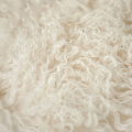 Genuine cordeiro mongol Curly Fur Pelt tapete