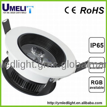 MARINE FLUORESCENT CEILING LIGHT
