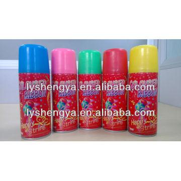 Partei Streamer Spray