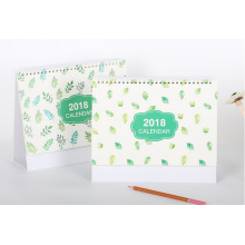 professioneller kundenspezifischer Schreibtisch-Wand-Kalender-Papiertisch-Kalender