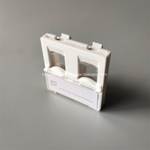 RJ45 45x45 french type face plate wall plates