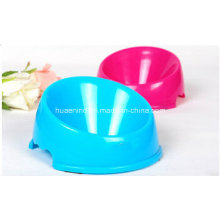 Horseshoe Shape PP Pet Bowl