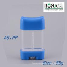 Preço de Fábrica 85g Clear Desodorante Vara Recipiente