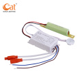 External lithium ion battery emergency led driver