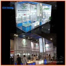 Sistema de stand de exposición de Shanghai para HCMC MEDIPHARM EXPO