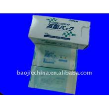 bolsas de esterilización con auto sellado de suministros dentales / bolsas de embalaje médico