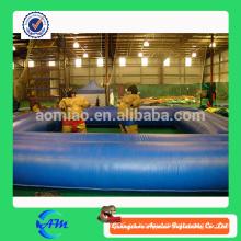 Material de PVC Juegos inflables de deporte Juegos de Sumo para adultos
