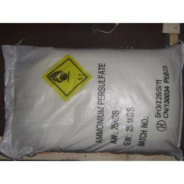 Descorante de persulfato de amónio agente químicos de oxidação